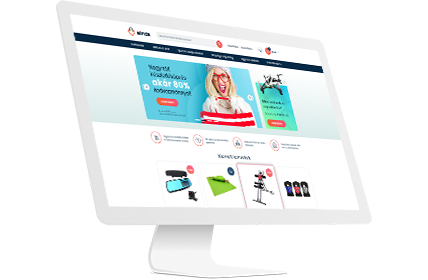 Innovative webshops for Alinda, a leading eCommerce brand