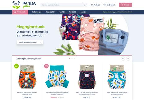 Panda Diapers