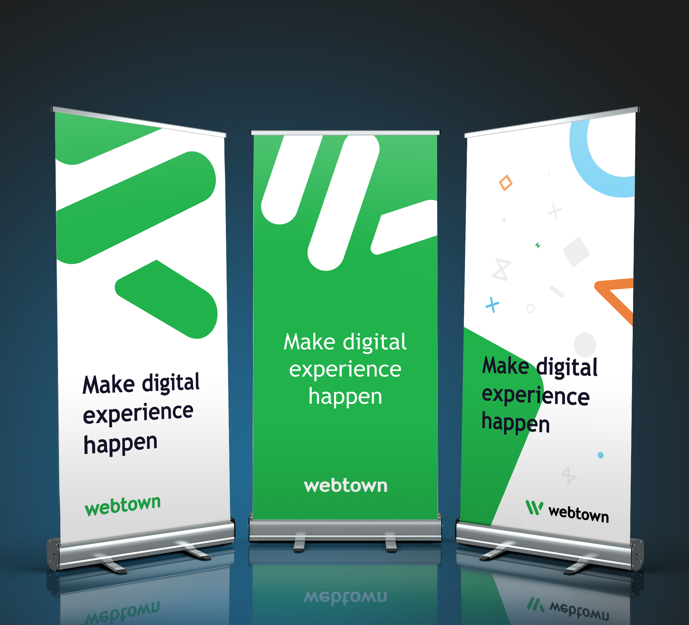 Webtown rebranding
